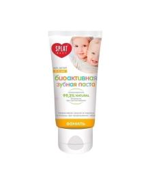 Набор Splat Детская зубная щетка-напальчник и зубная паста Splat Baby ваниль 40 мл