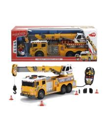 Машина Dickie Toys с подъемным краном на дистанционном управлении, 62 см 3729003, 4006333041709