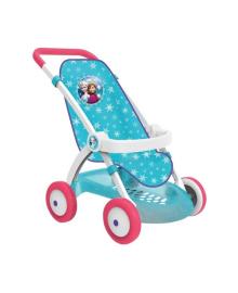 Прогулочная коляска Smoby для кукол Холодное Сердце 254045