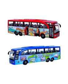Туристический автобус Dickie Toys Экскурсия по городу (в ассорт.)