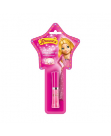 Блеск для губ Принцесса светло-розовый со спонжем, 5 мл