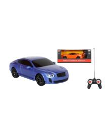 Лицензионная копия MZ Bently GT Supersport, 1:24 на р/у (в ассорт.)