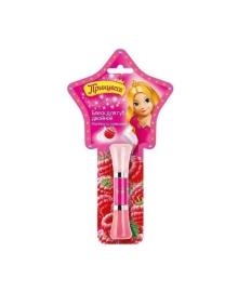 Двойной блеск для губ Принцесса Малина со сливками, 10 мл