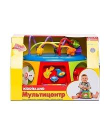 Развивающая игрушка Kiddieland Мультицентр