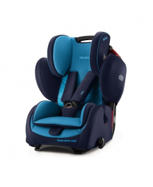 Автокресло RECARO Young Sport HERO Xenon Blue 00088014190050, 4031953060922