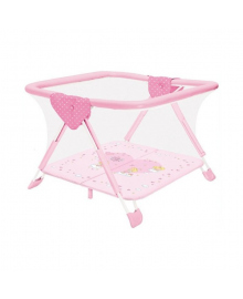 Манеж Ceba Bartolomeo Angel pink Ceba Baby W-630-008-130