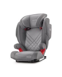 Автокресло RECARO Monza Nova 2 Seatfix Aluminium Grey 00088010180050, 4031953061165