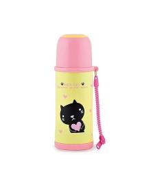 Термос Fissman Черный котенок, 480 мл