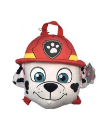 Плюшевый рюкзак Premium Toys Маршал серии Щенячий патруль PT1602002
