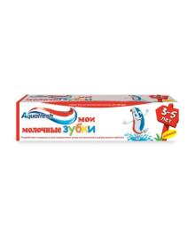 Зубная паста Aquafresh Мои молочные зубки, 50 мл
