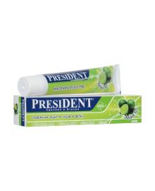 Детская зубная паста PresiDENT Junior, лайм, 50 мл