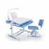 Комплект мебели Mealux BD-04 B New XL Blue (с набором) BD-04 B New (XL)наб