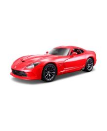 Автомодель Bburago SRT Viper GTS, 1:32 18-43033, 4893993430338