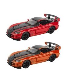 Автомодель Bburago Dodge Viper SRT10 ACR, 1:24 (в ассорт.)