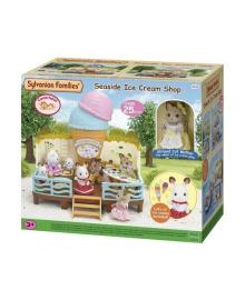 Игровой набор Sylvanian Families Магазин мороженого 5228, 5054131052280, 8003670826798