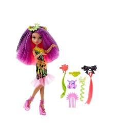 Кукла Monster High Наэлектризованные Монстрические прически Mattel (в ассорт.) DVH69