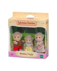 Игровой набор Sylvanian Семья обезьянок Sylvanian Families 5214, 5054131052143