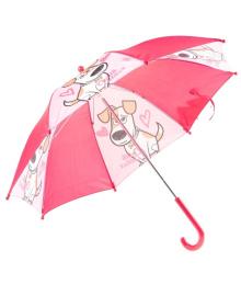 Зонт-трость Blukids The Seсret Life of Pets малиновый/розовый 6210381