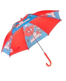 Зонт-трость Blukids Spiderman красный/синий 6210368