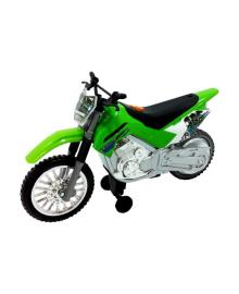 Мотоцикл Toy State Kawasaki Ninja ZX-10R, со светом и звуком