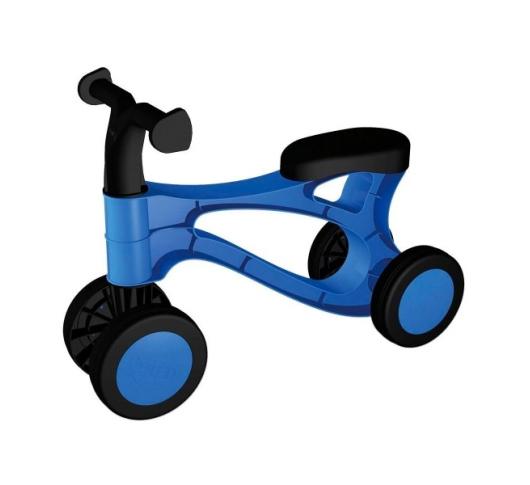Мой первый скутер LENA синий