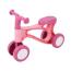 Мой первый скутер LENA розовый