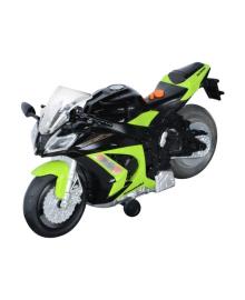 Мотоцикл Toy State Kawasaki Ninja ZX-10R, со светом и звуком 33411