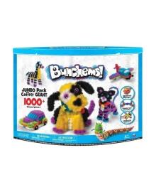 Набор Bunchems Jumbo Pack, 1000 деталей 6028252