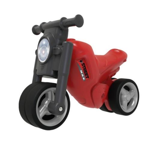 Мотоцикл детский BIG Уличный байк 56360