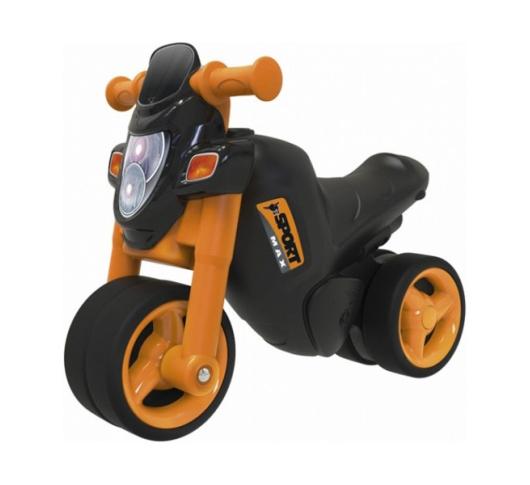Мотоцикл детский BIG Спортивный байк 56361, 4004943563611