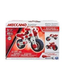 Конструктор Meccano Мотоцикл, 49 дет.