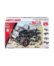 Конструктор Meccano Спортивный автомобиль, 443 дет. 6028599