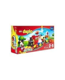 Lego® DUPLO® Микки и Минни: парад на День рождения 10597, 5702015355438, 5900511105971