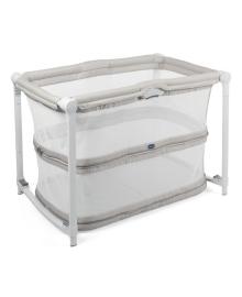 Манеж-кровать Chicco Zip & Go серый 79554.21, 8058664091850