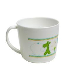 Чашка Baby Team зеленая 200 мл