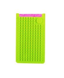 Чехол Upixel Small Фуксия с розовой вставкой WY-B009C, 6955185803592