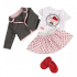 Набор одежды для кукол Оур Дженерейшн Куртка с юбкой (BD30117Z)