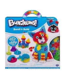 Конструктор-липучка Bunchems Bunch'n Build  6044156