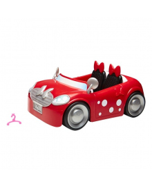 Игровой набор JAKKS Pacific Машина Minnie Mouse
