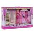 Мебель для кукол Le Jin Toys Розовый (589-2)