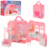 Мебель для кукол My fancy life спальня Розовый 36х14х26 см (9988)