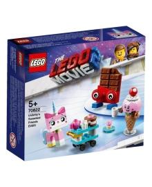 LEGO® MOVIE 2™ Лучшие друзья Юникитти 70822, 5702016367942
