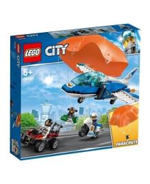 LEGO® City Воздушная полиция: арест парашютиста 60208