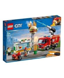 LEGO® City Пожар в бургер-баре 60214