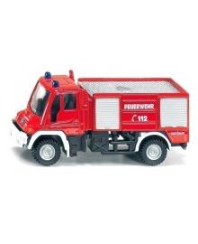 Пожарная машина Siku Unimog 1:87