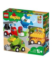 LEGO® DUPLO® Мои первые машины 10886