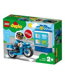 LEGO® DUPLO® полицейский мотоцикл 10900