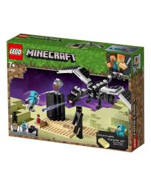 LEGO® Minecraft™ Битва на земле 21151