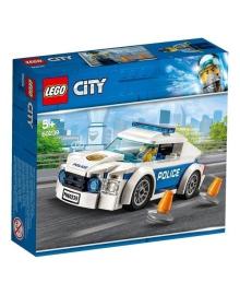 LEGO® City Полицейское патрульное авто 60239