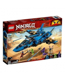 LEGO® NINJAGO™ Штурмовик Джея 70668, 5702016367485